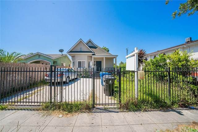 1782 W 36th Place, Los Angeles (City), CA 90018 (#DW20103230) :: Crudo & Associates