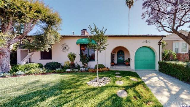 1257 Eagle Vista Dr. Drive, Eagle Rock, CA 90041 (#320001714) :: The Brad Korb Real Estate Group