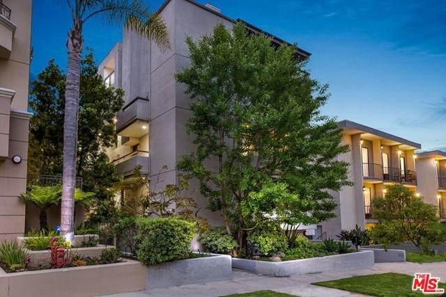 11922 Gorham Avenue #4, Los Angeles (City), CA 90049 (#20583550) :: RE/MAX Masters