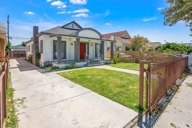 2024 W Martin Luther King Jr Boulevard, Los Angeles (City), CA 90062 (MLS #DW20103284) :: Desert Area Homes For Sale