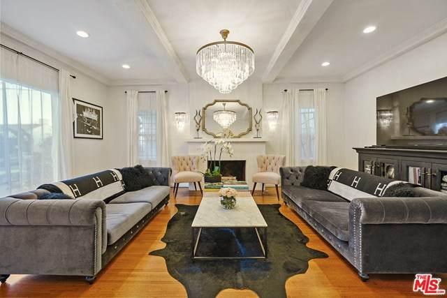 1119 S Orange Drive, Los Angeles (City), CA 90019 (MLS #20584424) :: Desert Area Homes For Sale