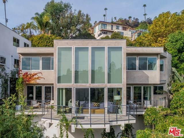 9260 Warbler Way, Los Angeles (City), CA 90069 (#20584468) :: Mainstreet Realtors®