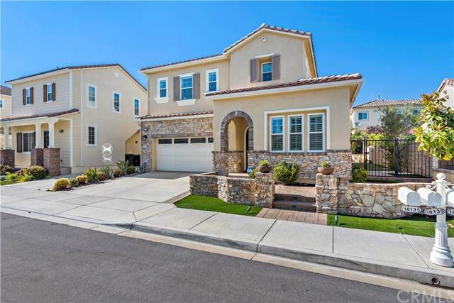 18139 Spyglass, Yorba Linda, CA 92886 (#OC20102007) :: Laughton Team | My Home Group