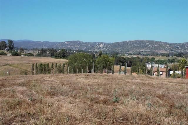 0 Poplar Street, Ramona, CA 92065 (#200024699) :: The Costantino Group   Cal American Homes and Realty