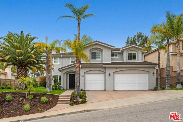 17038 Itasca Street, Northridge, CA 91325 (#20584404) :: RE/MAX Masters