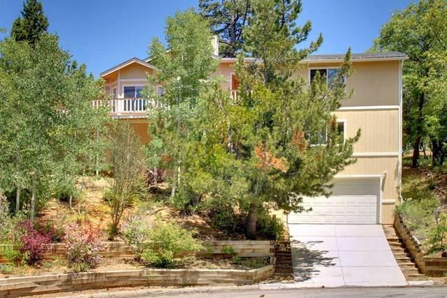 453 Sun Crest Court, Big Bear, CA 92314 (#219043719PS) :: Twiss Realty