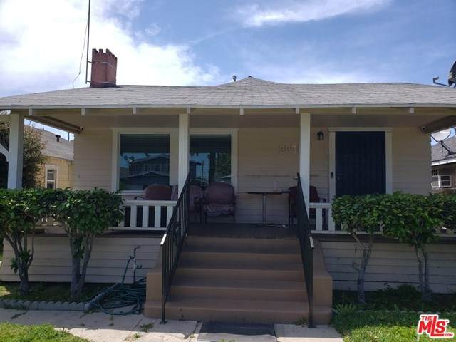 3871 La Salle Avenue, Los Angeles (City), CA 90062 (#20574366) :: Go Gabby
