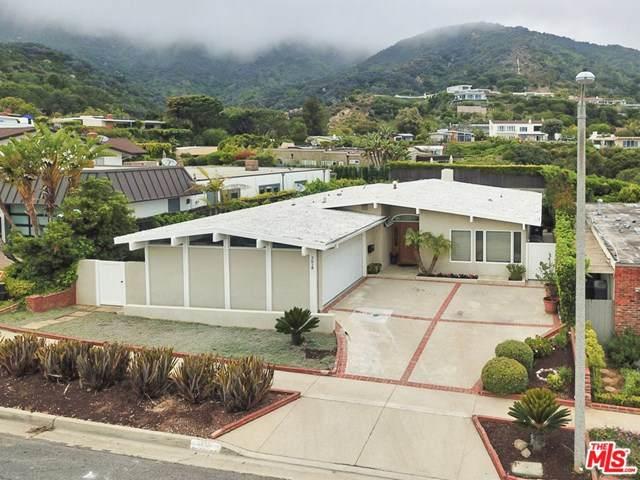 3618 Surfwood Road, Malibu, CA 90265 (#20584578) :: RE/MAX Empire Properties