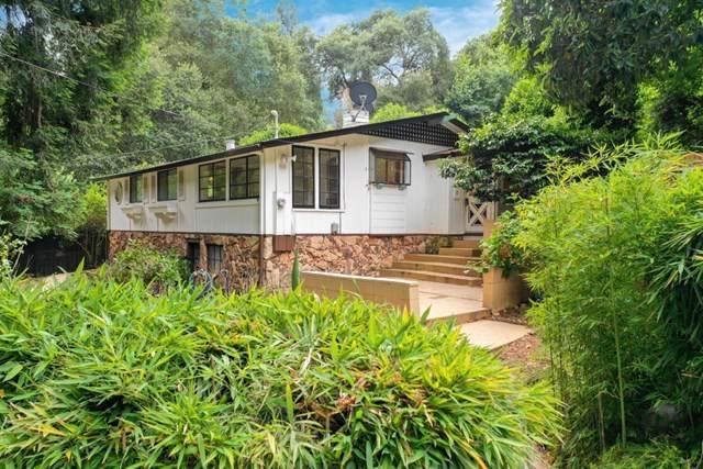 18000 Redwood Drive, Los Gatos, CA 95033 (#ML81794635) :: Berkshire Hathaway HomeServices California Properties