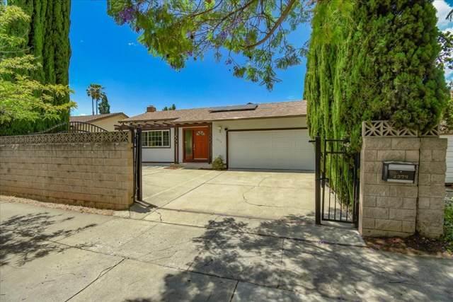 2379 Fenian Drive, Campbell, CA 95008 (#ML81794632) :: Berkshire Hathaway HomeServices California Properties