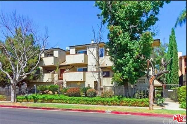 14435 Valerio Street #14, Van Nuys, CA 91405 (#20583868) :: Wendy Rich-Soto and Associates
