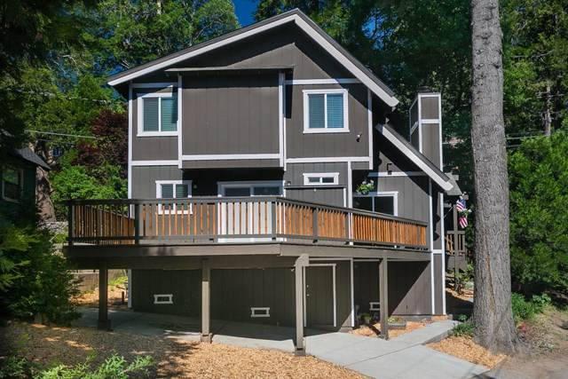 219 Manzanita Drive, Lake Arrowhead, CA 92352 (#219043622DA) :: Wendy Rich-Soto and Associates