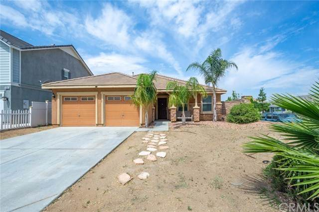 3084 Mallow Court, Perris, CA 92571 (#OC20103770) :: Realty ONE Group Empire