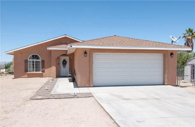 74908 Aladdin Drive, 29 Palms, CA 92277 (MLS #JT20102503) :: Desert Area Homes For Sale