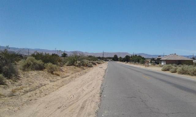 0 Central Road, Apple Valley, CA 92307 (#524933) :: Realty ONE Group Empire