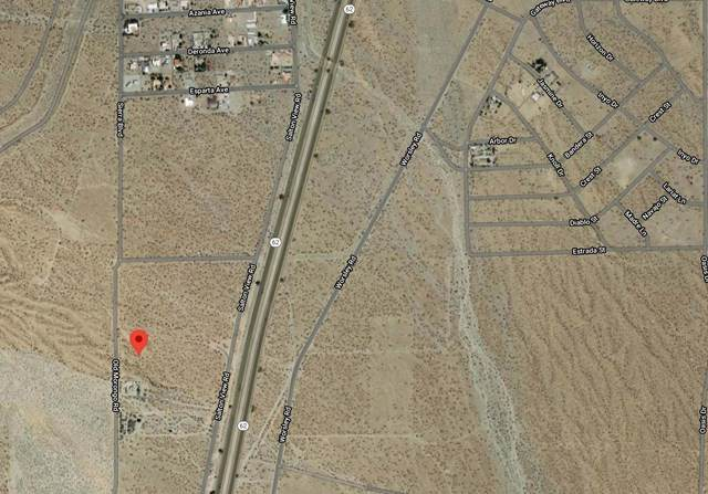 0 Old Morongo Road, Desert Hot Springs, CA 92282 (#219043780PS) :: Wendy Rich-Soto and Associates