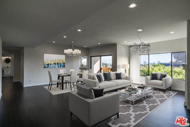832 Palm Avenue #301, West Hollywood, CA 90069 (#20584102) :: Powerhouse Real Estate