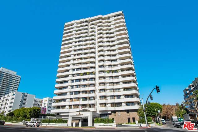 10601 Wilshire #1204, Los Angeles (City), CA 90024 (#20584616) :: RE/MAX Empire Properties