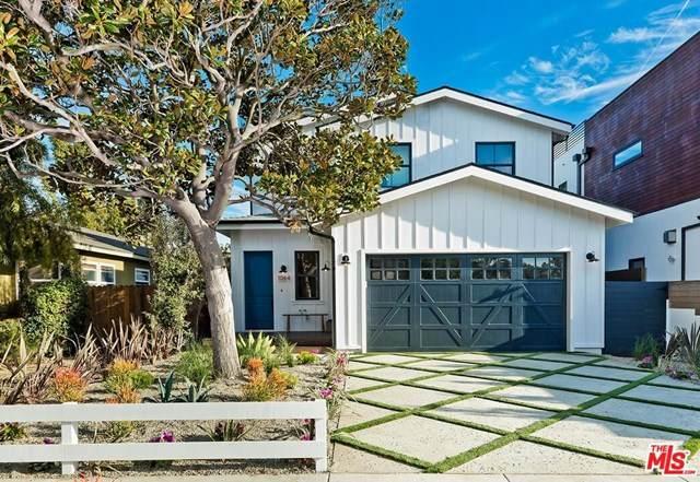 1064 Palms, Venice, CA 90291 (#20584262) :: Powerhouse Real Estate