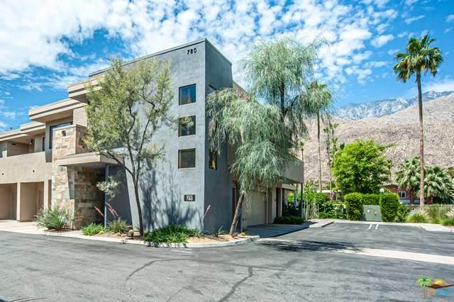 780 E Palm Canyon Drive #205, Palm Springs, CA 92264 (#20584654) :: Crudo & Associates
