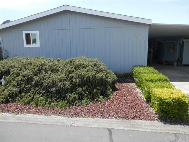 1900 S Main Street #29, Lakeport, CA 95453 (#LC20104257) :: RE/MAX Empire Properties