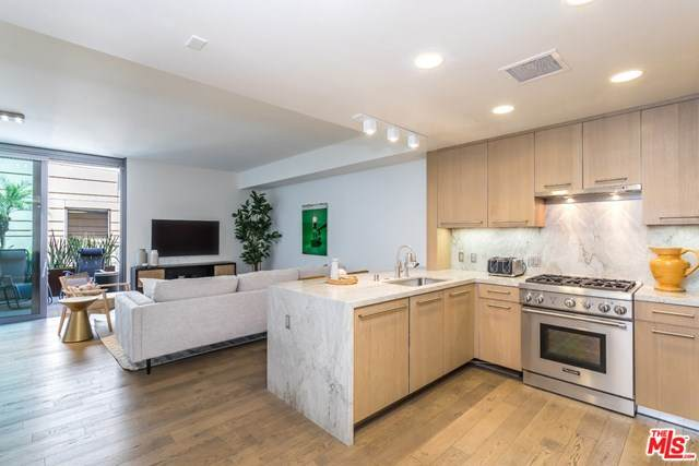 1755 Ocean Avenue #309, Santa Monica, CA 90401 (#20583728) :: RE/MAX Masters