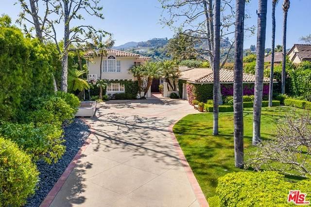 111 S Rockingham Avenue, Los Angeles (City), CA 90049 (#20584162) :: RE/MAX Masters