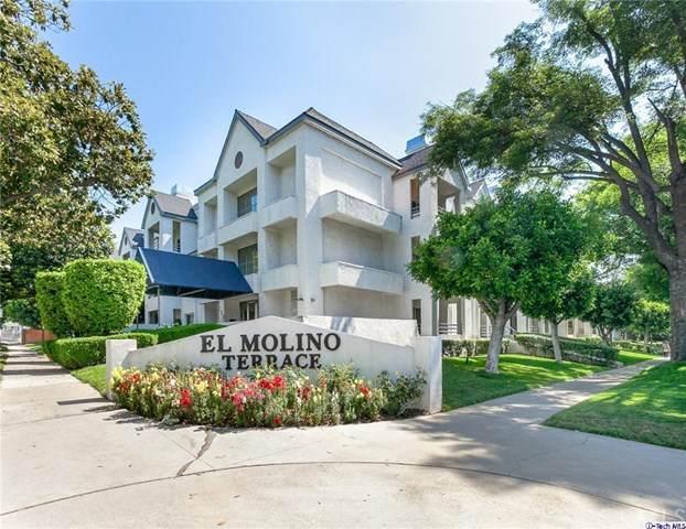 300 N El Molino Avenue #121, Pasadena, CA 91101 (#320001768) :: RE/MAX Empire Properties
