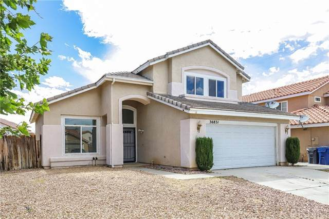 36831 Jenna Lane, Palmdale, CA 93550 (#SR20104386) :: Rogers Realty Group/Berkshire Hathaway HomeServices California Properties