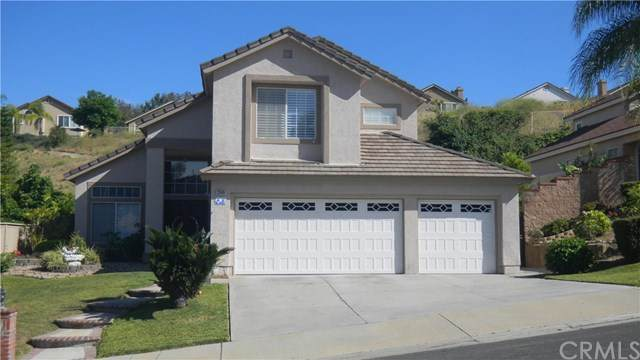 2349 Avenida La Paz, Chino Hills, CA 91709 (#CV20104164) :: Rogers Realty Group/Berkshire Hathaway HomeServices California Properties