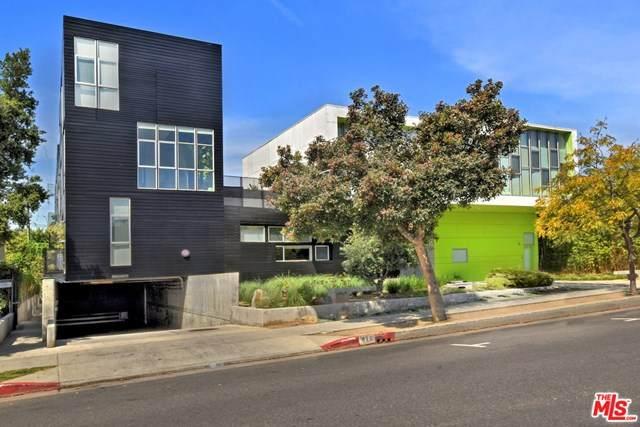 825 N Kings Road #4, West Hollywood, CA 90069 (#20583374) :: Powerhouse Real Estate