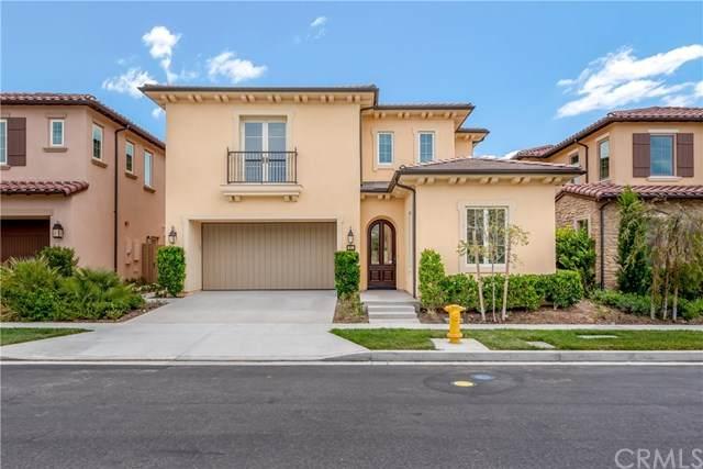 61 Thoroughbred, Irvine, CA 92602 (#OC20104499) :: Berkshire Hathaway HomeServices California Properties
