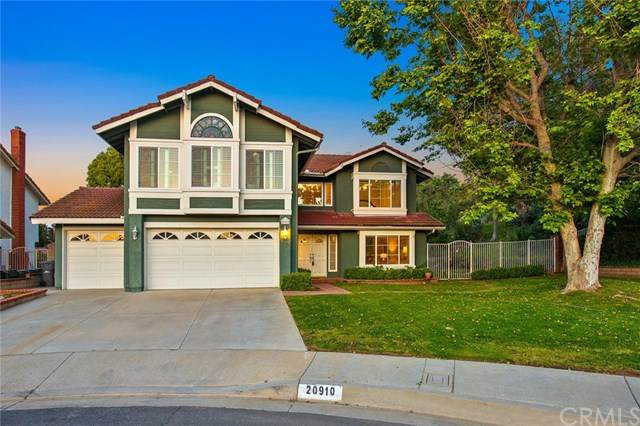 20910 Running Branch Road, Diamond Bar, CA 91765 (#TR20103973) :: Rogers Realty Group/Berkshire Hathaway HomeServices California Properties