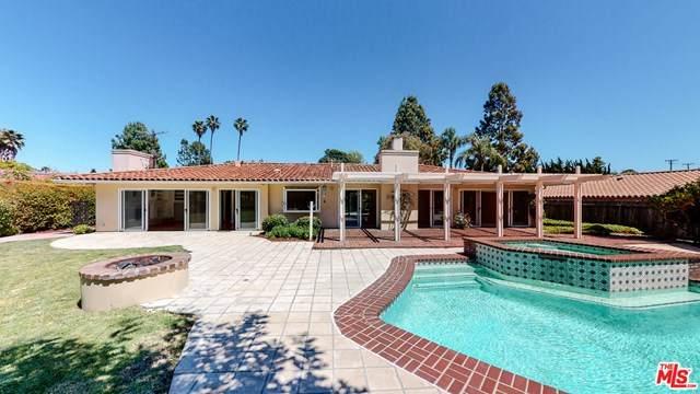 1617 Granvia Altamira, Palos Verdes Estates, CA 90274 (#20581424) :: Compass