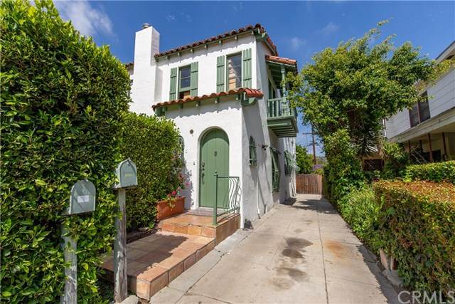 542 N Orange Drive, Los Angeles (City), CA 90036 (#MB20104194) :: Legacy 15 Real Estate Brokers