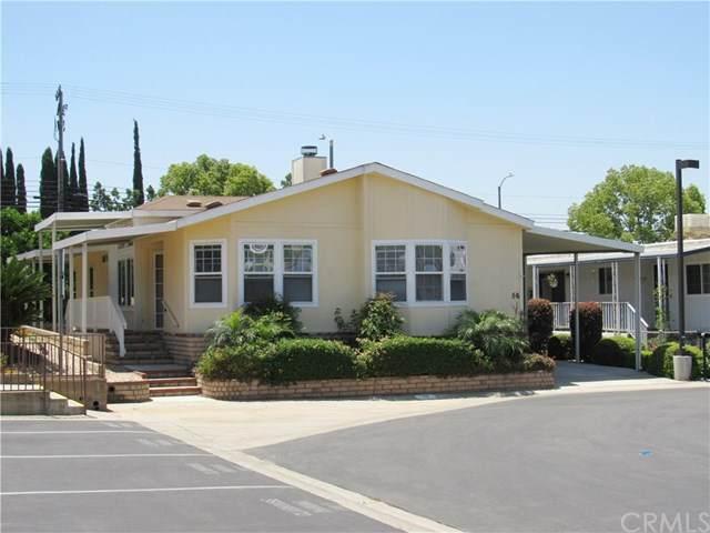 1245 W Cienega Avenue #56, San Dimas, CA 91773 (#CV20104142) :: Coldwell Banker Millennium