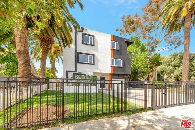 1235 W 39TH Place, Los Angeles (City), CA 90037 (#20585034) :: RE/MAX Empire Properties