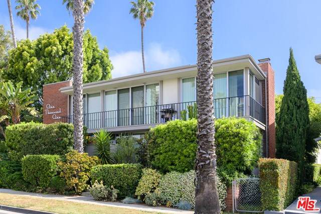 1001 19TH Street A, Santa Monica, CA 90403 (#20584838) :: Hart Coastal Group