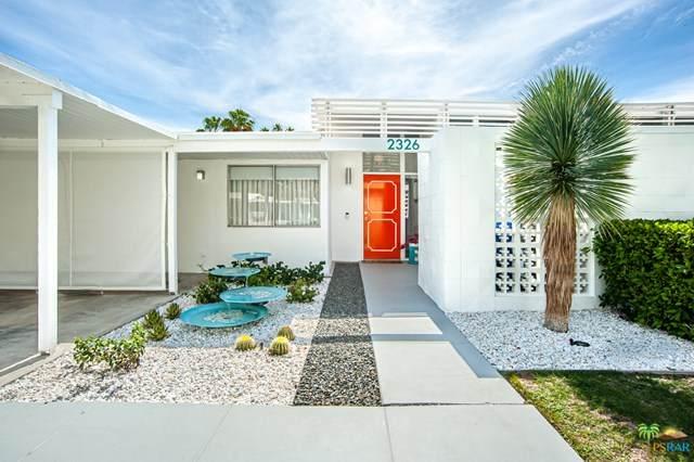 2326 S Sierra Madre Drive, Palm Springs, CA 92264 (#20584608) :: Crudo & Associates