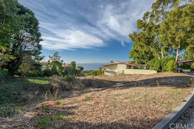 1417 Via Coronel, Palos Verdes Estates, CA 90274 (#SB20104319) :: Compass