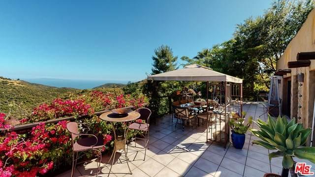 2535 Hawks Nest Trail, Topanga, CA 90290 (#20585102) :: Berkshire Hathaway HomeServices California Properties