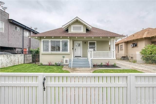 1921 W 20th Street, Los Angeles (City), CA 90018 (#OC20103997) :: Z Team OC Real Estate