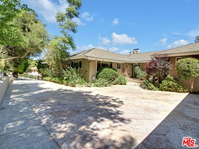 3500 Wrightwood Drive, Studio City, CA 91604 (#20584480) :: Wendy Rich-Soto and Associates