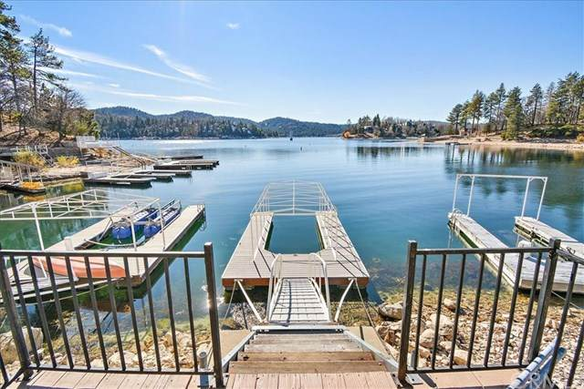 28943 N. Shore Road, Lake Arrowhead, CA 92352 (#EV20104594) :: The Costantino Group | Cal American Homes and Realty