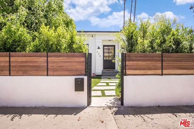 638 N Sierra Bonita Avenue, Los Angeles (City), CA 90036 (#20583108) :: Berkshire Hathaway HomeServices California Properties