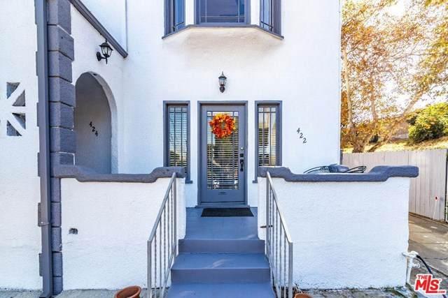 422 N Reno Street, Los Angeles (City), CA 90026 (#20585238) :: Better Living SoCal
