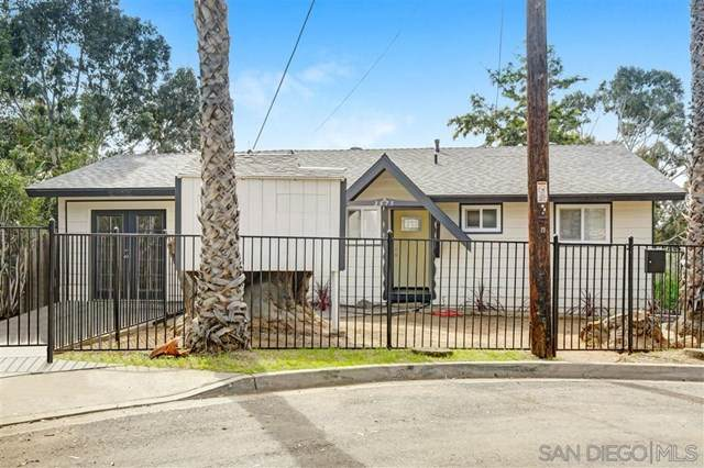 3675 Bellingham Ave, San Diego, CA 92104 (#200024907) :: RE/MAX Masters