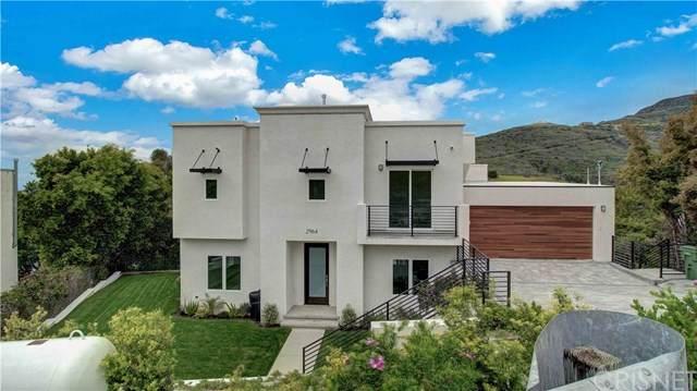 2964 Corral Canyon Road, Malibu, CA 90265 (#SR20105255) :: RE/MAX Empire Properties
