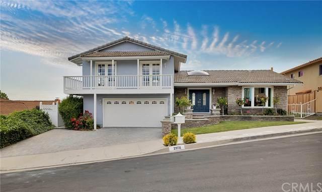 29511 Oceanport Road, Rancho Palos Verdes, CA 90275 (#PW20100841) :: RE/MAX Masters