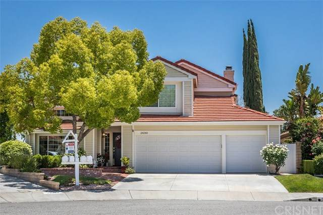 24240 Bella Court, Newhall, CA 91321 (#SR20105210) :: Sperry Residential Group